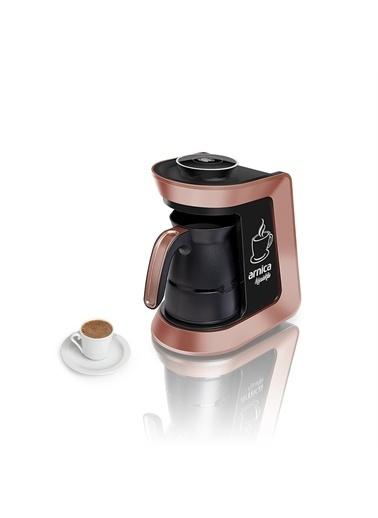 Arnica Arnica Ih32050 Köpüklü Otomatik Kahve Mak. - Rose Kırmızı